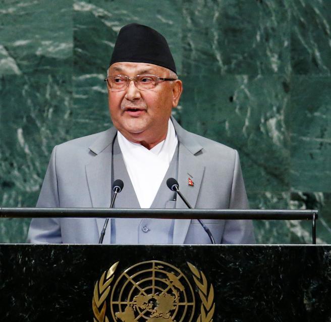 Nepal: La larga marcha (parlamentaria) de los maoístas. _2018010