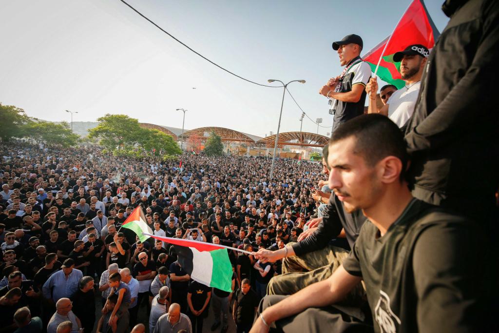 Palestina: Violencia ejercida por Israel en la ocupación. Respuestas y acciones militares palestinas. - Página 24 F2105211