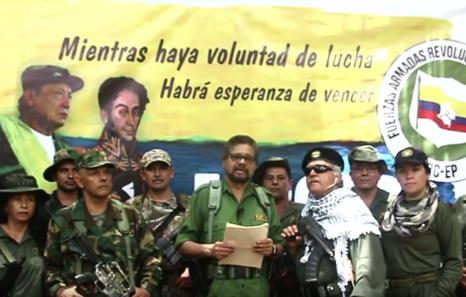 Colombia: represiones, terror, violaciones y esclavismo $. Propiedad agraria, Estado, FARC, ELN. Luchas de clases - Página 9 Farc10