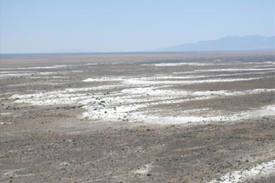 América. Actividad humana hace 23.000 años, milenios antes de lo conocido hasta ahora. Huellas halladas en Nuevo México. [Historia]  Image_20