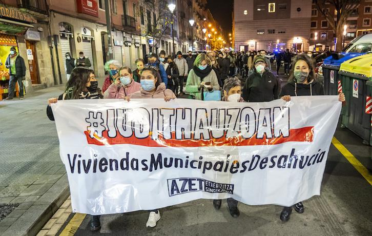 Realidades de la vivienda en el capitalismo español. Luchas contra los desahucios de viviendas. Inversiones y mercado inmobiliario - Página 28 Judith10