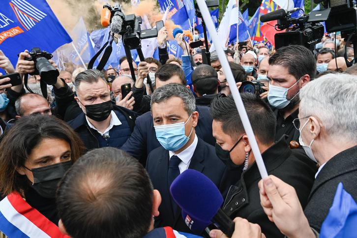 Francia. Capitalismo, luchas y movimientos.   - Página 17 Paris10