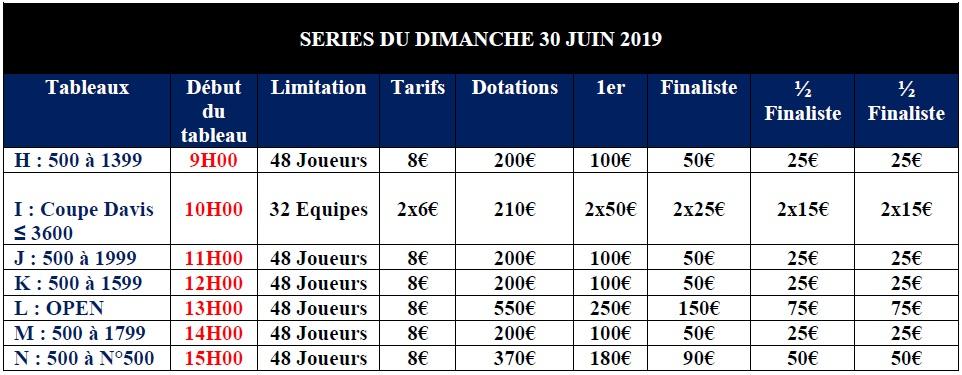 1er tournoi national du PPC JEUMONT LE 29 et 30 juin 2019 !! Dotati11