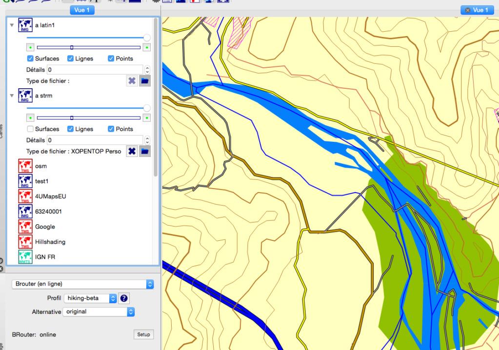 Visualisation fichier IMG sous GPS64S: carte de CHINE Captur20
