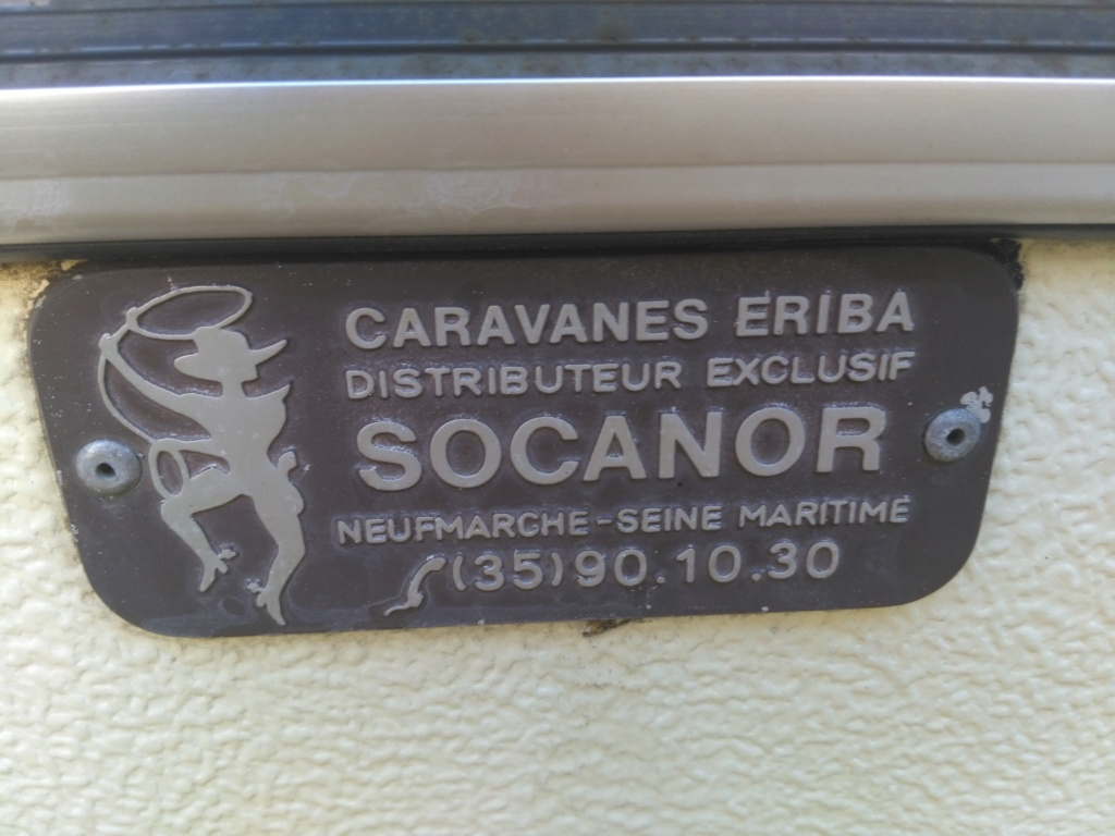 Plaque constructeur Eriba / Hymer [Post Photos] - Page 16 Img_2016