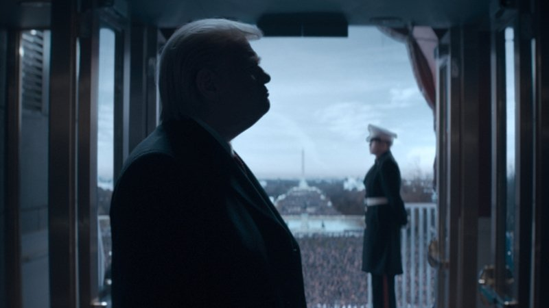 Brendan Gleeson to play Donald Trump in controversial new TV miniseries  0014a210