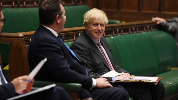 [VETOED] Boris Johnson planning to override EU withdrawal agreement on Northern Irish border checks _1147110
