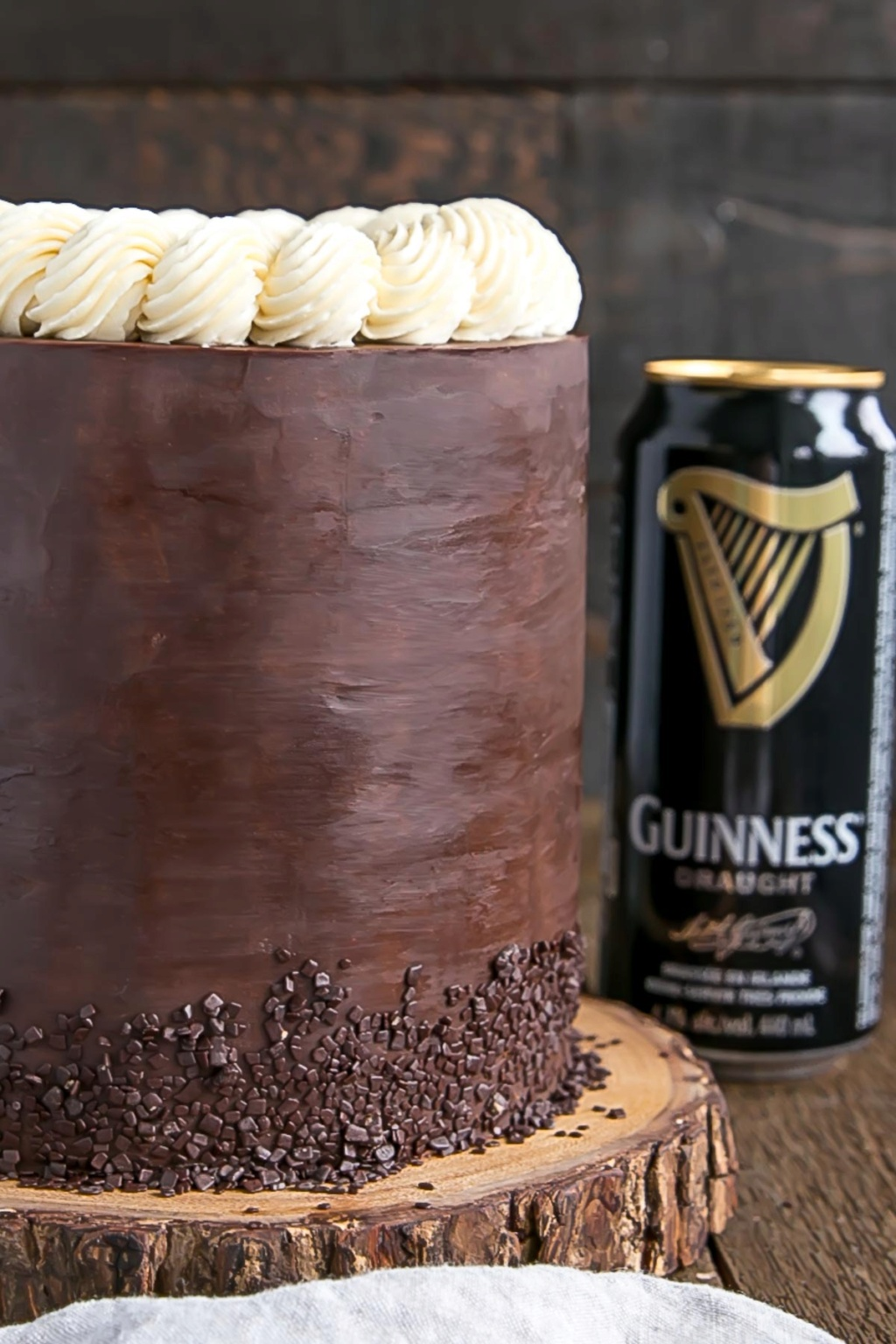 This super-chocolatey Guinness and Baileys cake might just be the best thing ever invented Bailey11
