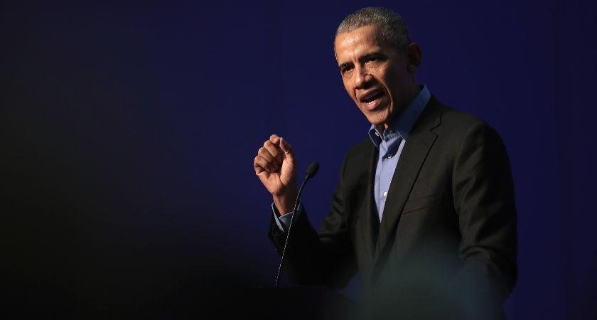 Donald Trump hits back as Barack Obama slams his 'reality show presidency' Barack10