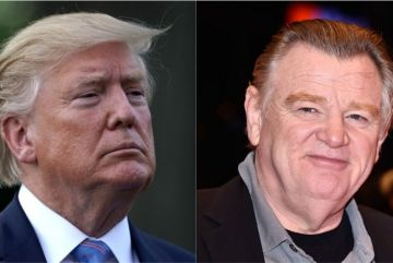 Brendan Gleeson to play Donald Trump in controversial new TV miniseries  Donald10