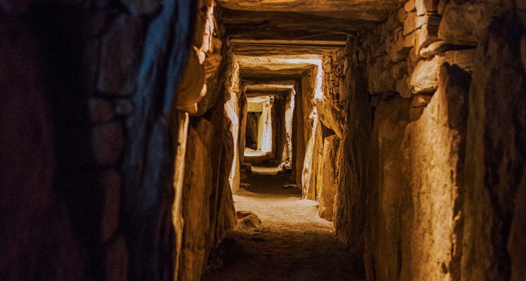 Newgrange monument's magical Winter Solstice to be live-streamed across the world Newgra10