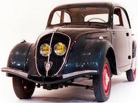Les Peugeot de la série 02