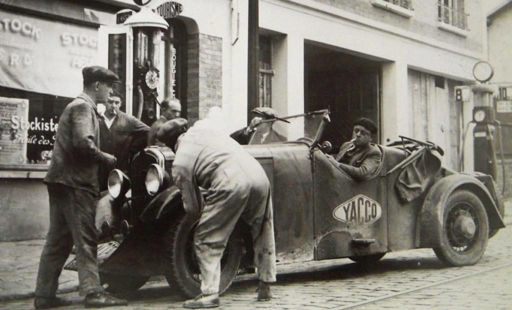 La 301 Delphine des records : 100 000 km du 02/07/1935 au 11/09/1935 sans incident mécanique 301_de10