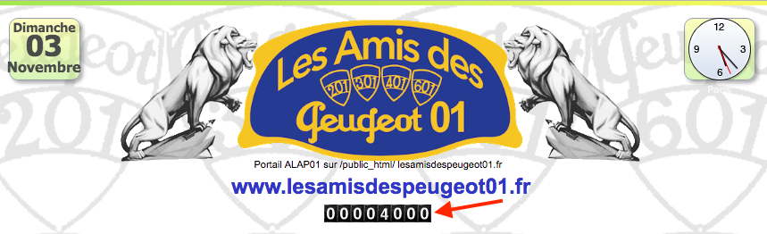 Information : 4.000ème clic atteint ce jour sur le portail (page d'accueil) de notre Association ! 4000_c10
