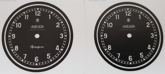la montre de 301 à Hervé Cadran11