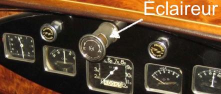 Eclaireurs de tableaux de bord des diverses 201 et 301 C Eaclai10