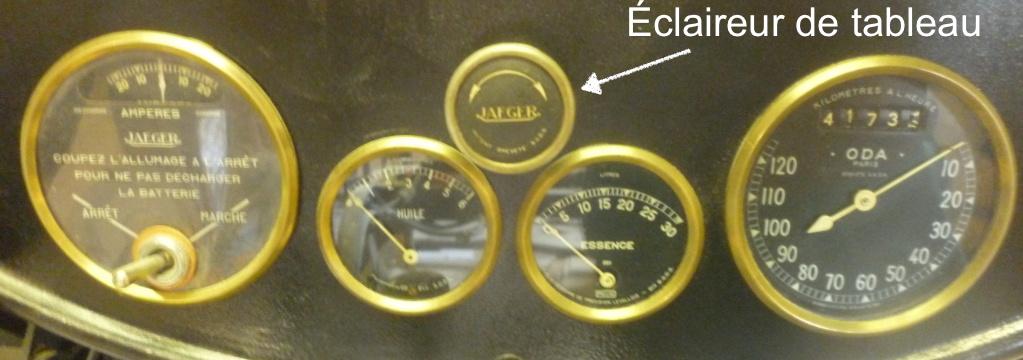 Eclaireurs de tableaux de bord des diverses 201 et 301 C Eclair10