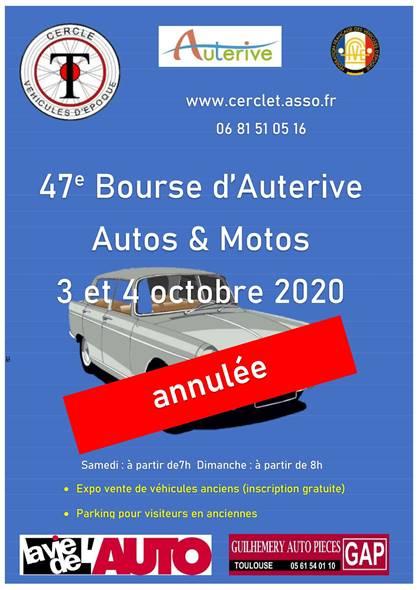 Bourse d'Auterive 2020 : Une grande déception pour les Amis d'Occitanie Image011