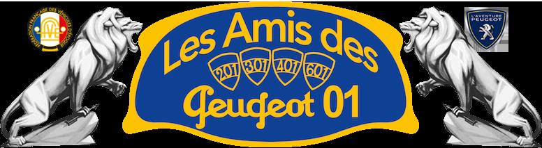 Forum des Amis des Peugeot 01