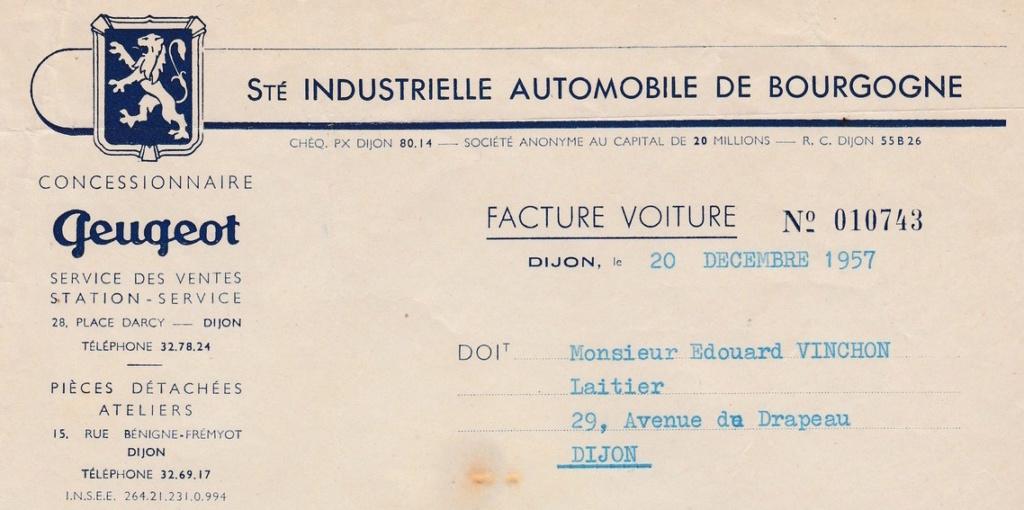 Cartes Postales Anciennes de garages PEUGEOT (Garages, Agences et Concessions) - Page 2 Peugeo18