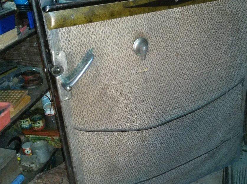 Plaquettes intérieures de serrures Portea10
