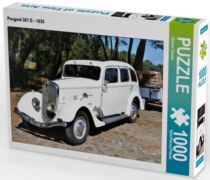PUZZLE 301D en mille pièces Puzzle10