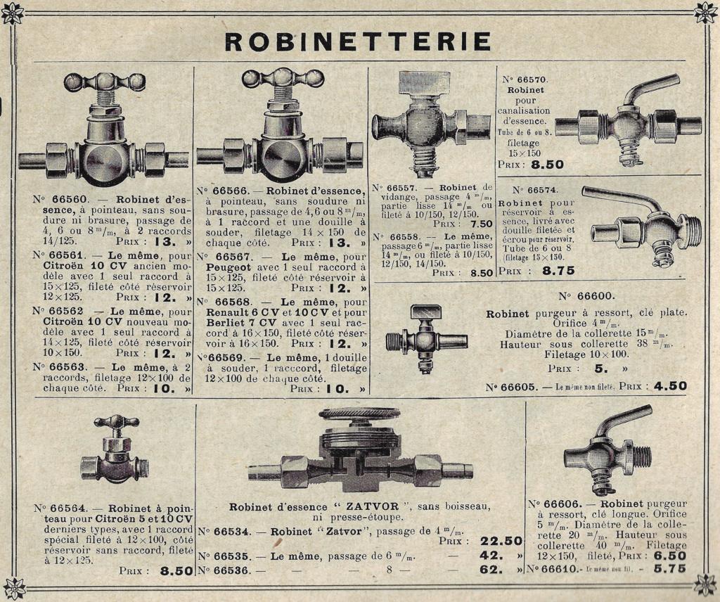 restauration d'une Citroen B10 torpédo commercial de 1923 - Page 2 Robine11