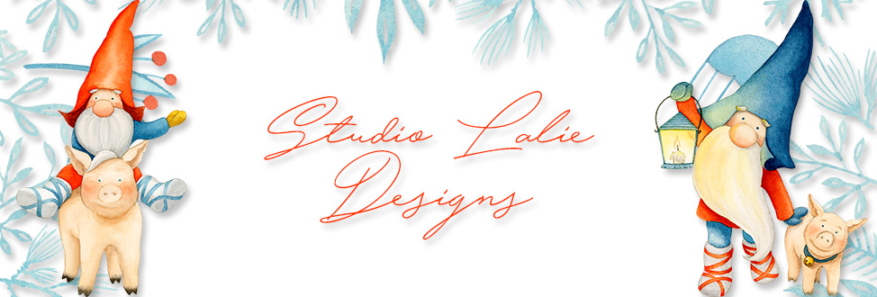 Creative Team Studio Lalie designs
