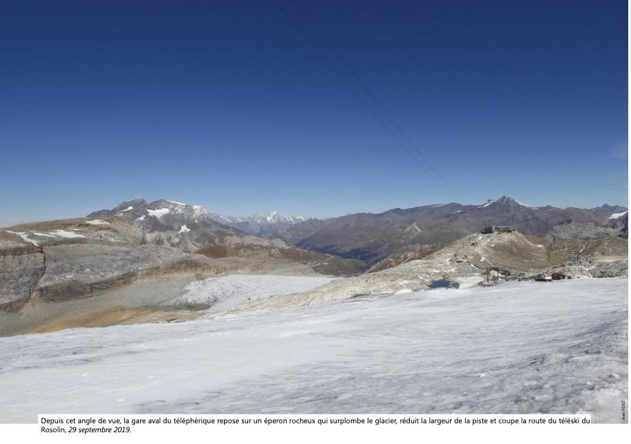 [Tignes]L'avenir du glacier de Grande-Motte - Page 5 2019_g10