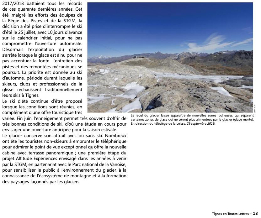 [Tignes]L'avenir du glacier de Grande-Motte - Page 5 2019_g14