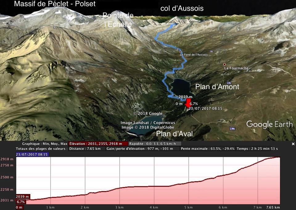 Aussois - col d'Aussois - Pointe de l'Observatoire Aussoi10