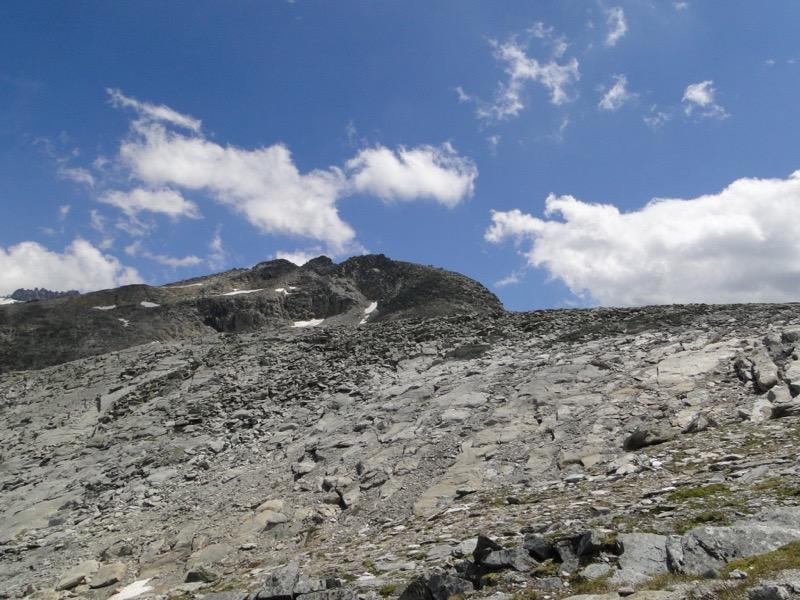Aussois - col d'Aussois - Pointe de l'Observatoire Dsc05621
