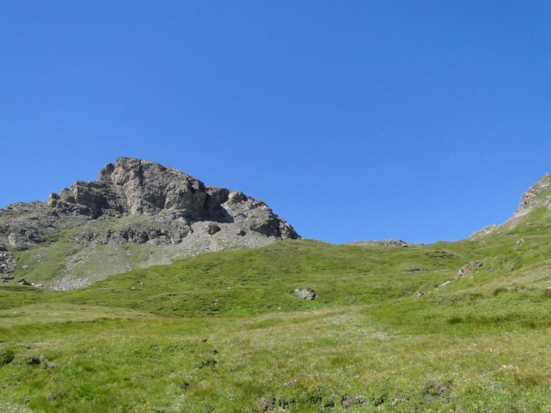 Barrage du mont Cenis - Fort de Malamot - Pointe Droset Dsc05636