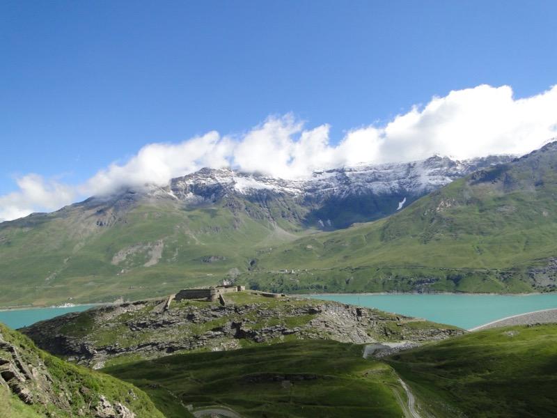 Barrage du mont Cenis - Fort de Malamot - Pointe Droset Dsc05637