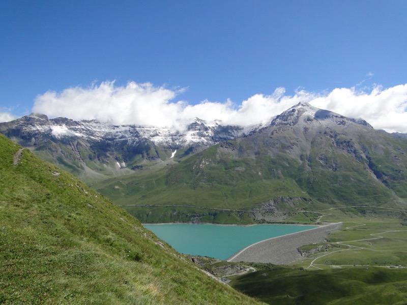 Barrage du mont Cenis - Fort de Malamot - Pointe Droset Dsc05639