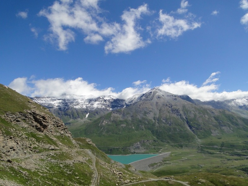 Barrage du mont Cenis - Fort de Malamot - Pointe Droset Dsc05640