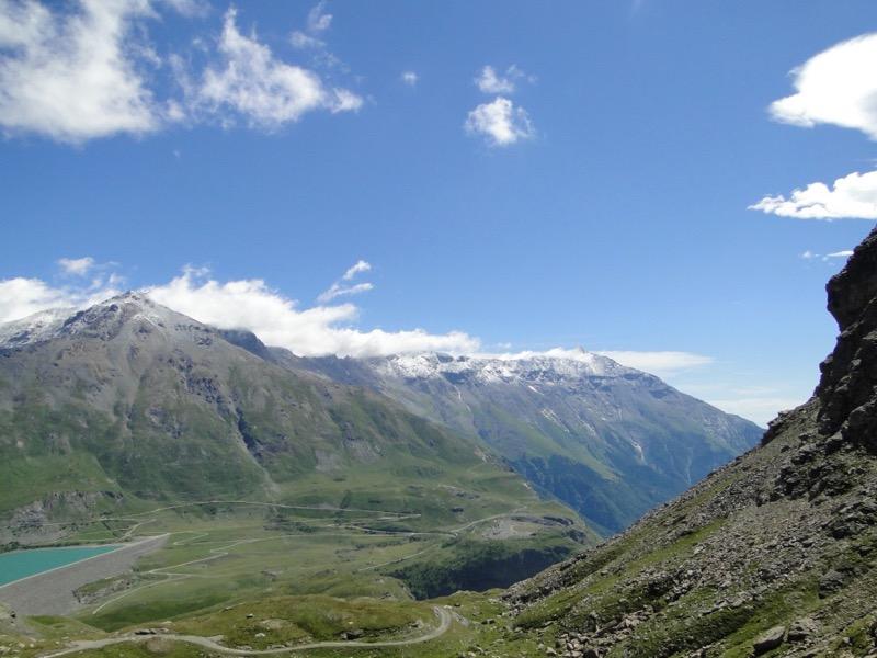 Barrage du mont Cenis - Fort de Malamot - Pointe Droset Dsc05641