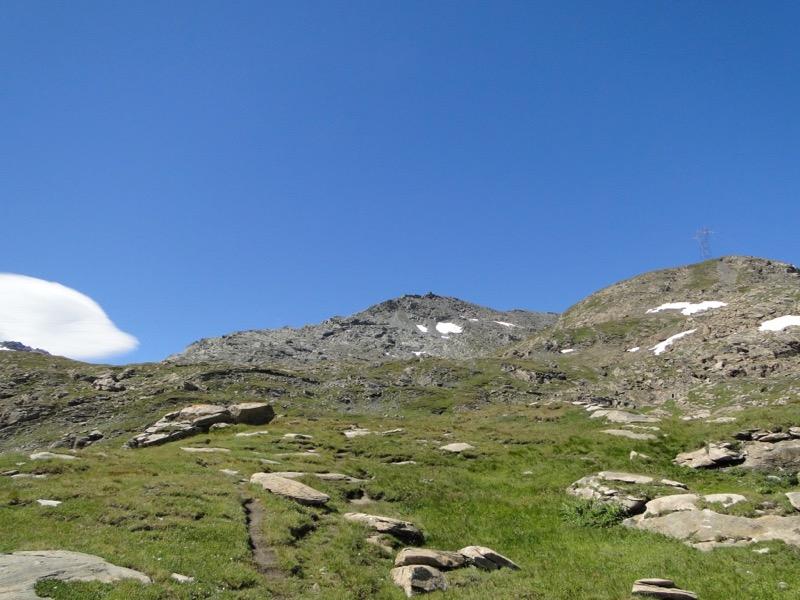 Barrage du mont Cenis - Fort de Malamot - Pointe Droset Dsc05643