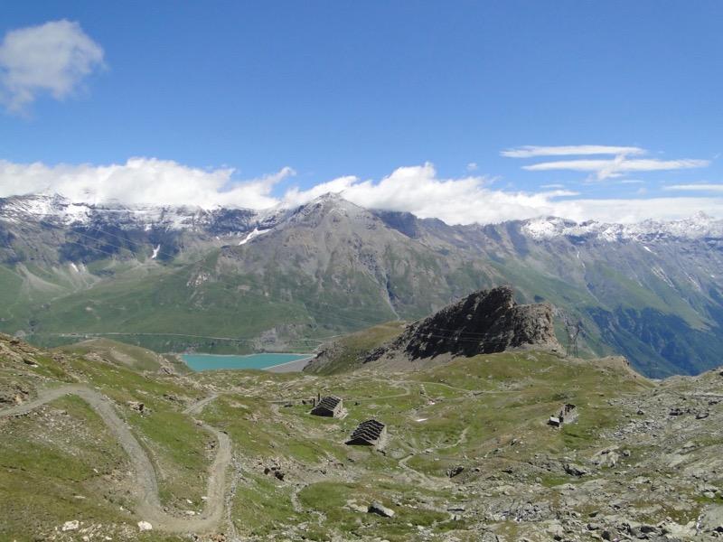 Barrage du mont Cenis - Fort de Malamot - Pointe Droset Dsc05644