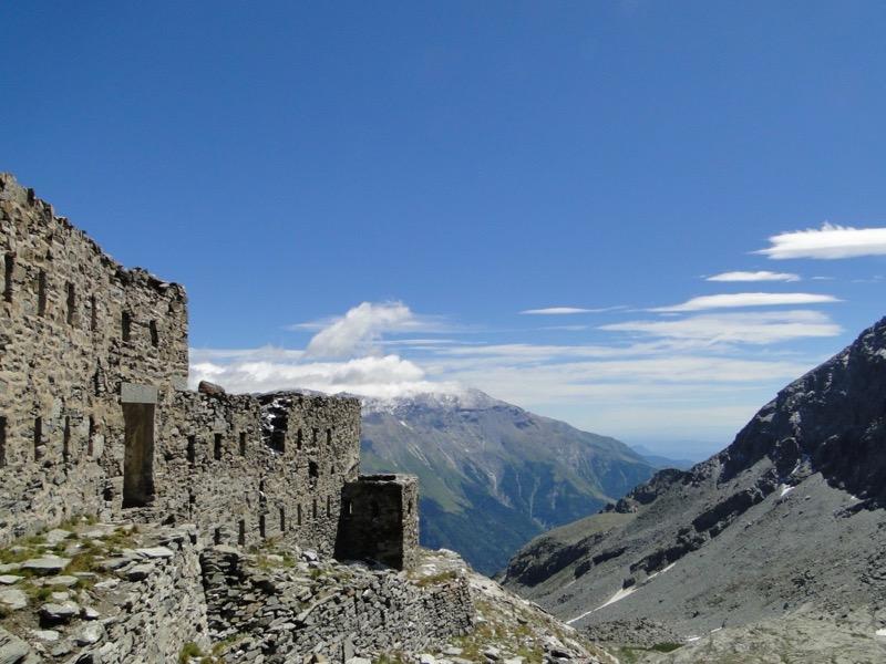 Barrage du mont Cenis - Fort de Malamot - Pointe Droset Dsc05648