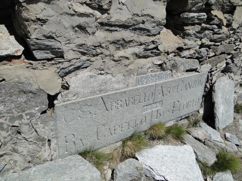 Barrage du mont Cenis - Fort de Malamot - Pointe Droset Dsc05656