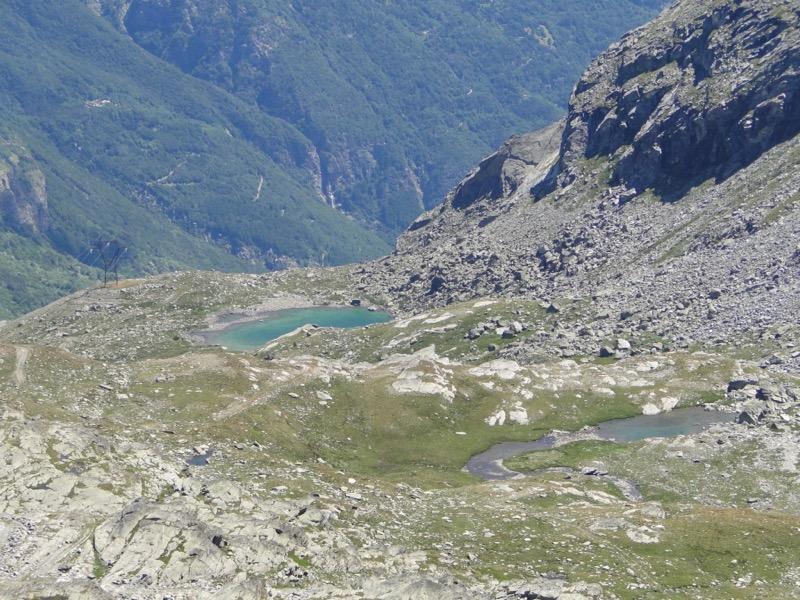 Barrage du mont Cenis - Fort de Malamot - Pointe Droset Dsc05657