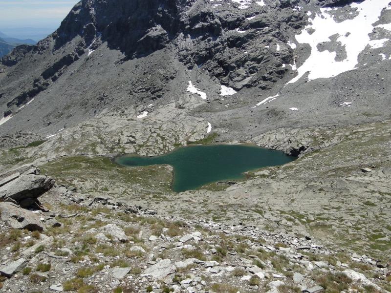 Barrage du mont Cenis - Fort de Malamot - Pointe Droset Dsc05658