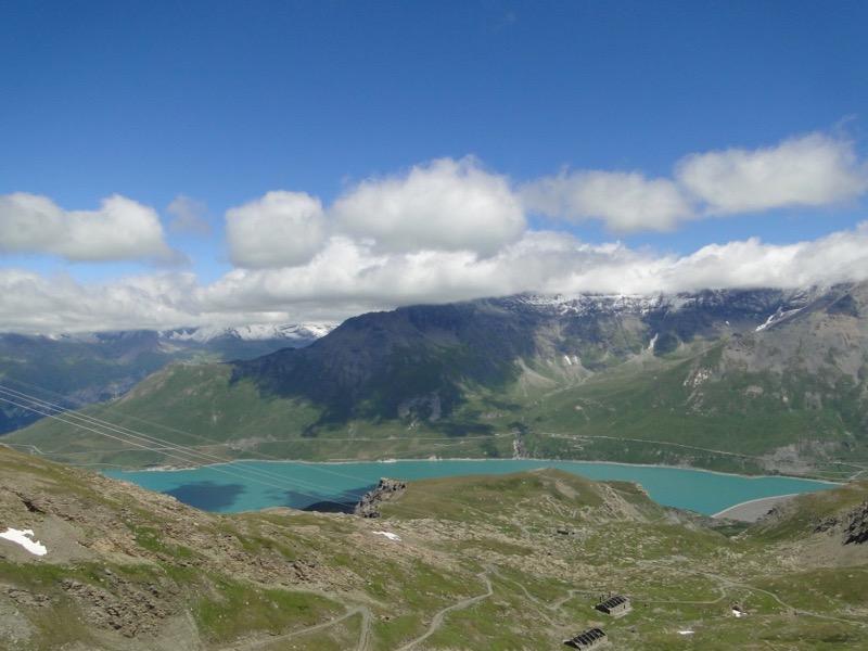 Barrage du mont Cenis - Fort de Malamot - Pointe Droset Dsc05659
