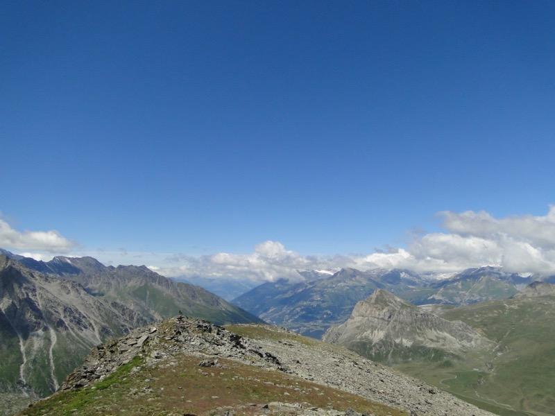 Barrage du mont Cenis - Fort de Malamot - Pointe Droset Dsc05663