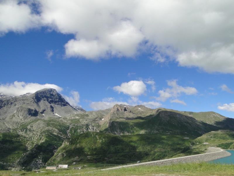 Barrage du mont Cenis - Fort de Malamot - Pointe Droset Dsc05666