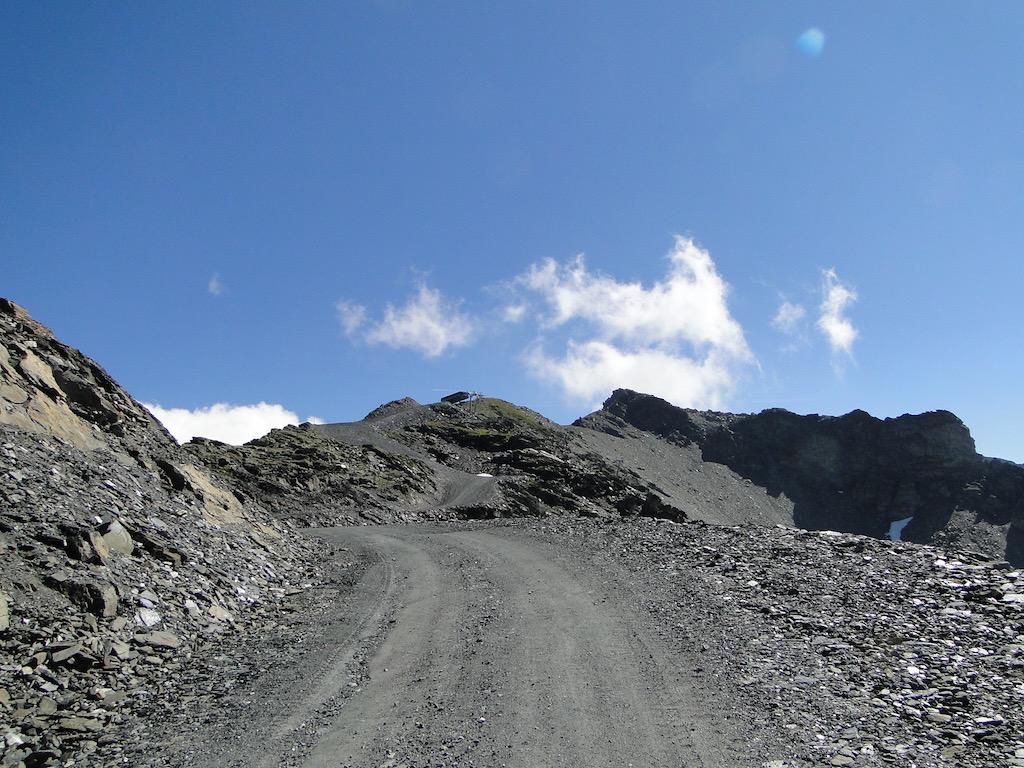 La Rosière / Mont Valezan (ou Mont Valaisan) Dsc06146