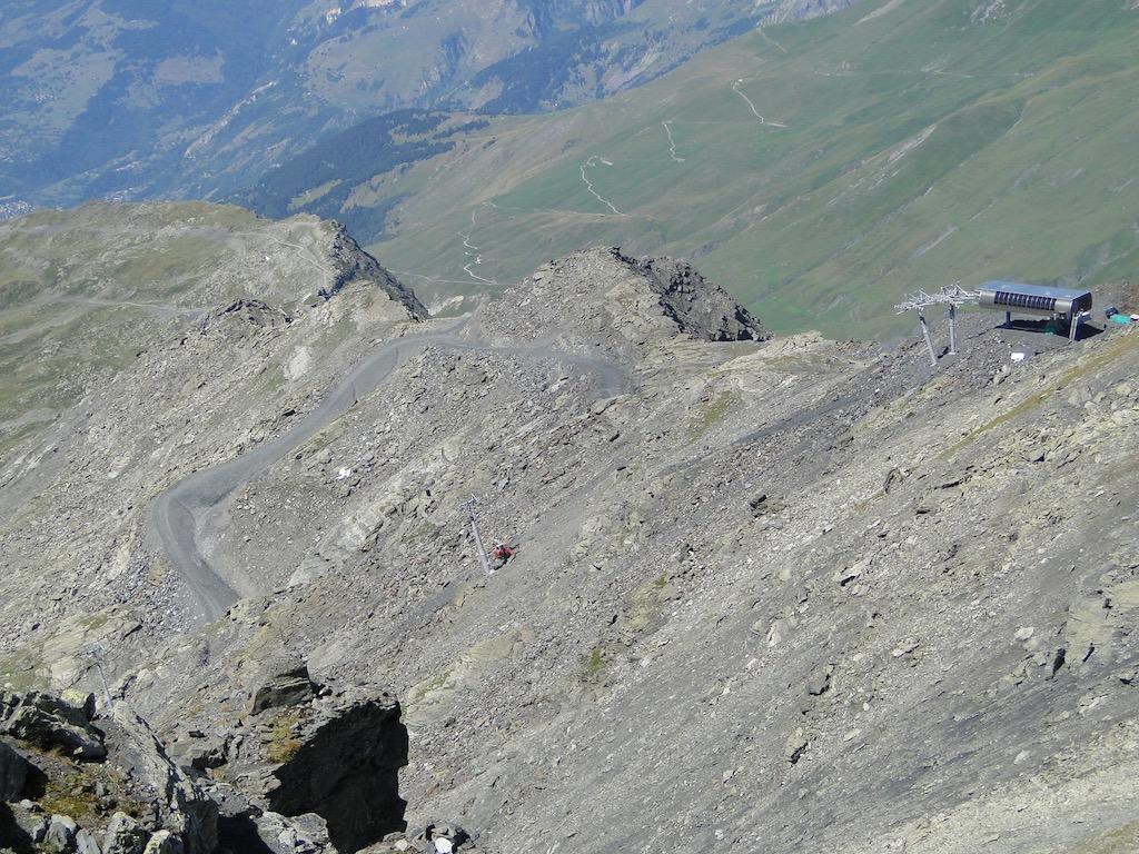 La Rosière / Mont Valezan (ou Mont Valaisan) Dsc06148