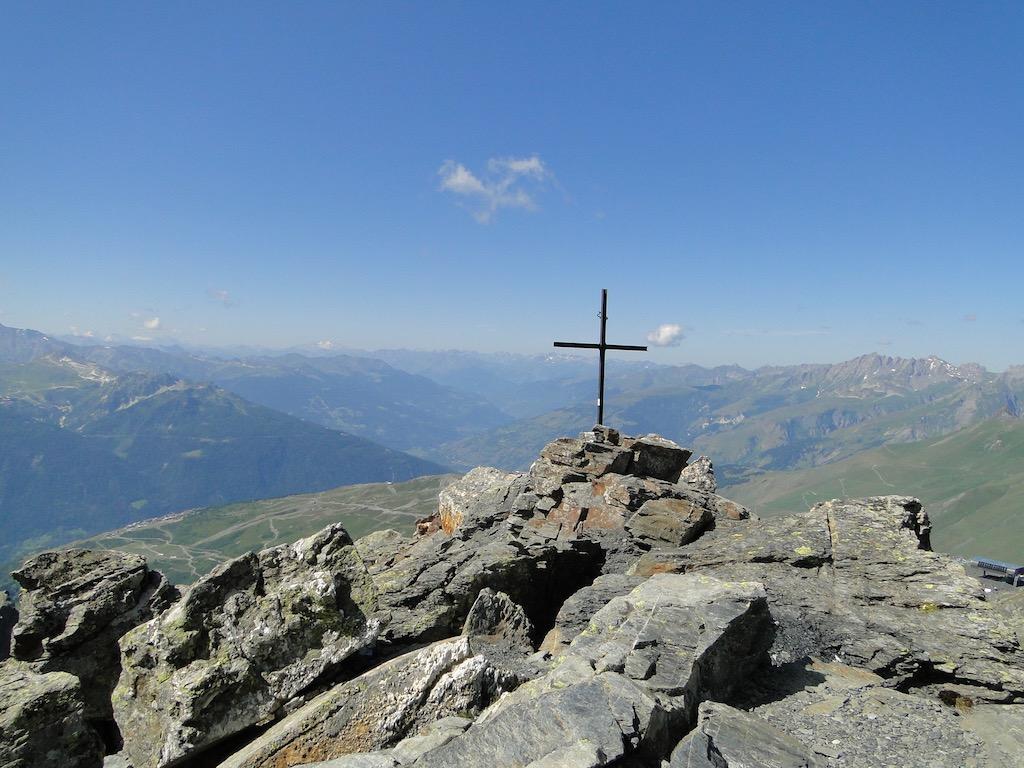 La Rosière / Mont Valezan (ou Mont Valaisan) Dsc06149