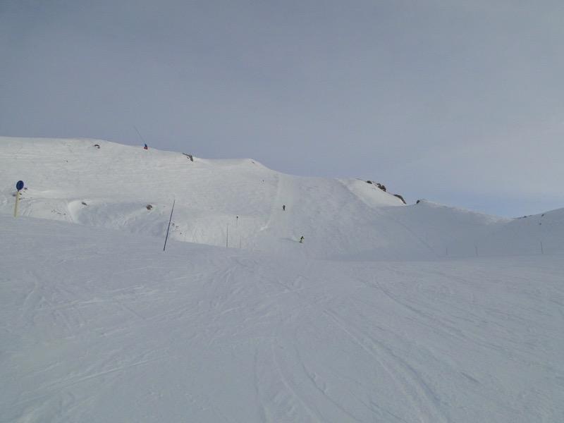 [Val d'Isère] Données sur les pistes Dsc06516